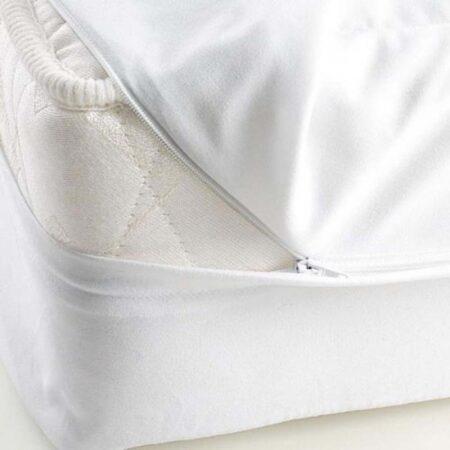 funda col impermeable vinilo 80 x 190 x 20 efectos y ventajas indicado como medida de proteccion del colchon recomendado especia 1