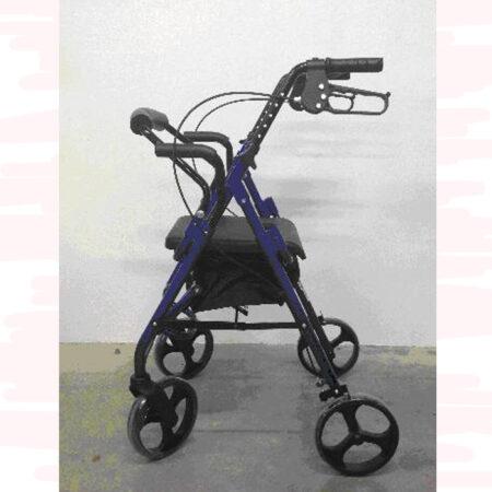 Andador rollator – silla R9-2512