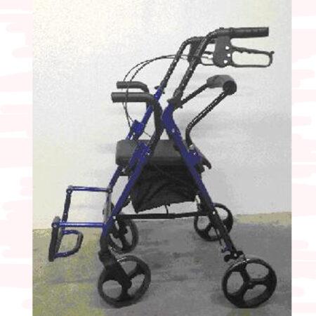 Andador rollator – silla R9-2511
