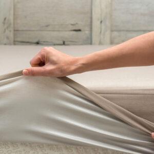 Funda bajera y protector de colchón Select-0