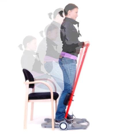 3563 return video transferencia activa plataforma multifuncional pivotante y de transporte asister ayuda a domicilio y ortopedia