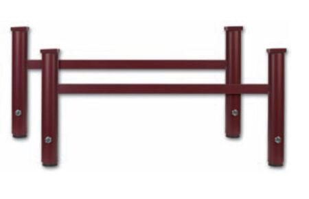 Patas regulables en altura 35 a 50 cm