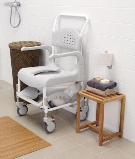 silla de ducha wc clean