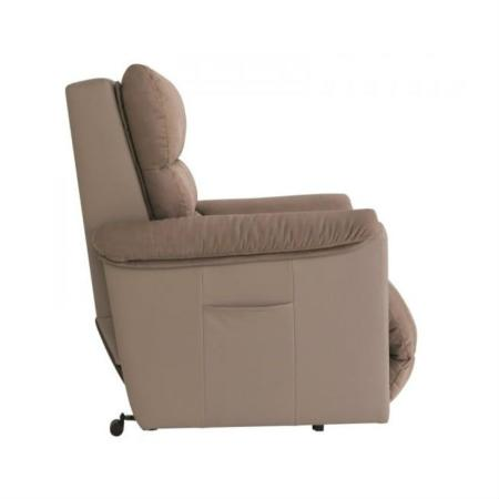 sillon cosy up 1 motor vista lateral