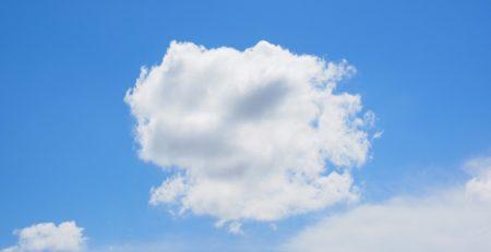nubes aire limpio ozonizador