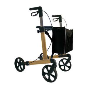 Andadores Rollators cuatro ruedas