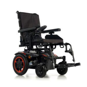 Silla de ruedas compacta eléctrica Quickie Q100R-0