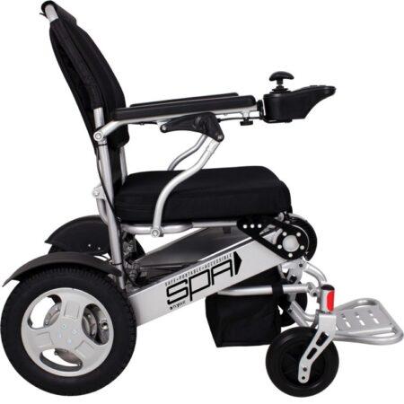 Silla de ruedas plegable eléctrica Spa-2819