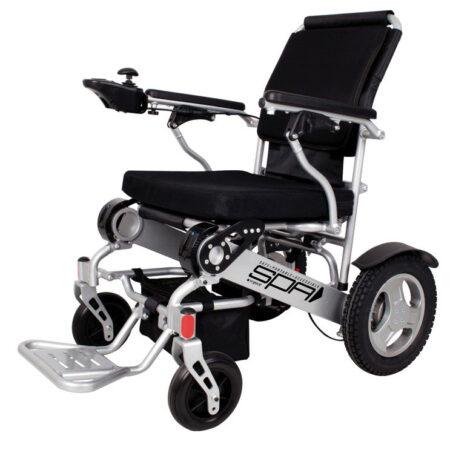 Silla de ruedas plegable eléctrica Spa-0