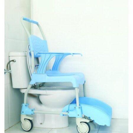 Silla de ducha con WC-2830