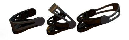 muleta de fibra de carbono indesmed apoyo en antebrazo abatible posiciones 1