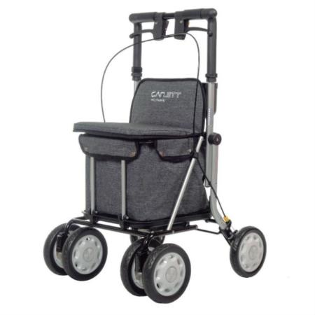andador-lett-900-con-asiento-y-carro-para-la-compra-gris