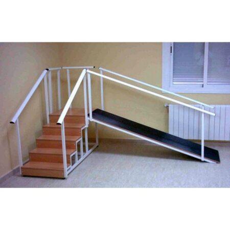 escalera con rampa 01 1