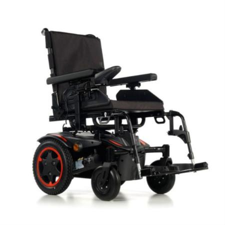 silla de ruedas electrica compacta quickie q100r 600×600