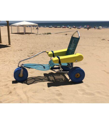 Silla anfibia de playa Oceanic
