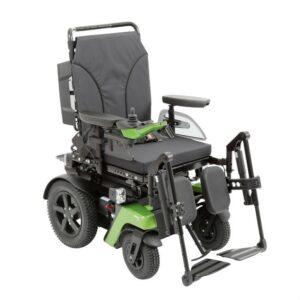 Sillas de ruedas eléctricas todo uso