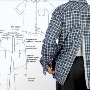 Textil y ropa adaptada