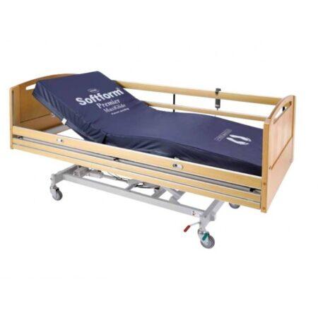 colchon-antiescaras-invacare-softform-premier-maxiglide-5-en-cama-articulada