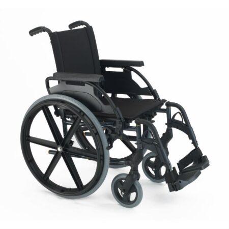 silla de ruedas de aluminio autopropulsable breezy style 1 3