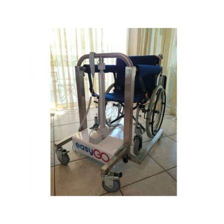 silla grua especial para el traslado de pacientes easygo 3