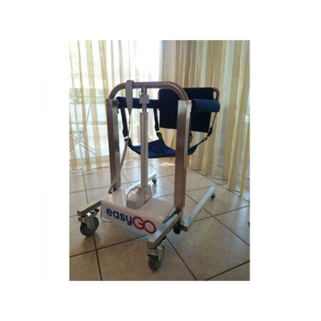silla grua especial para el traslado de pacientes easygo 4