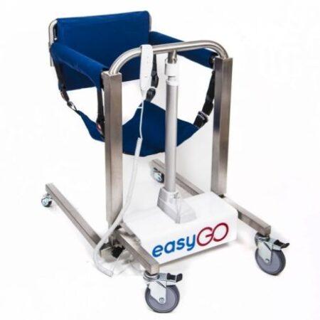 silla grua especial para el traslado de pacientes easygo