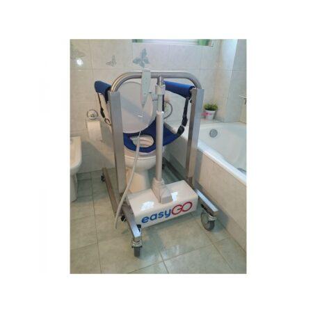 silla grua especial para el traslado de pacientes easygo 5