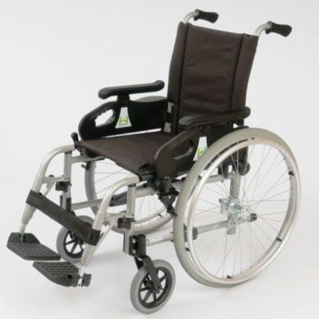 sillas de ruedas de aluminio dromos