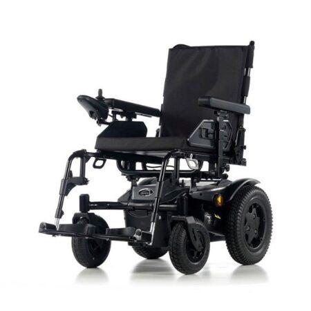 silla de ruedas electrica compacta quickie q200r 1