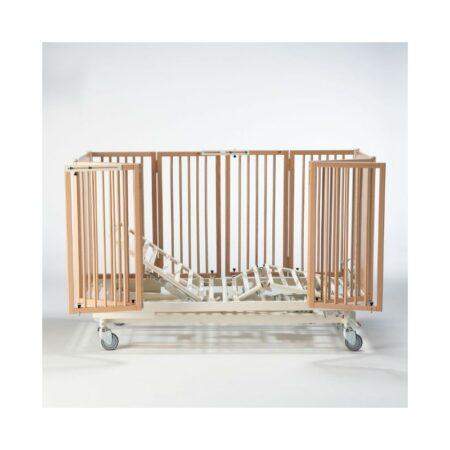 cama articulada infantil invacare scanbeta ng 2