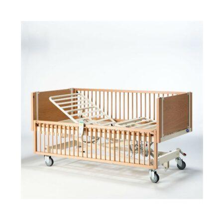 cama articulada infantil invacare scanbeta ng
