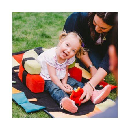 kit de actividades y terapia portatil playpack 3