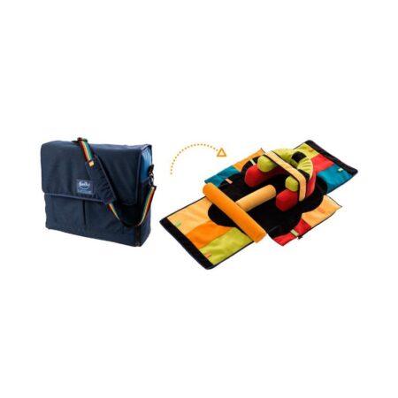 kit de actividades y terapia portatil playpack 4