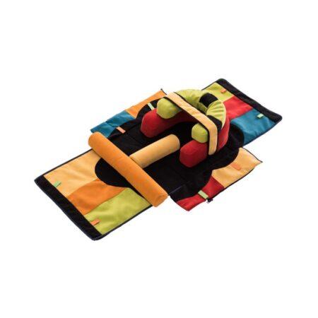 kit de actividades y terapia portatil playpack