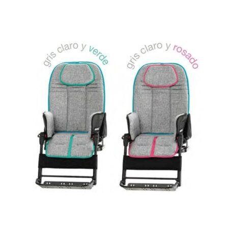 silla bug infantil basculante 3