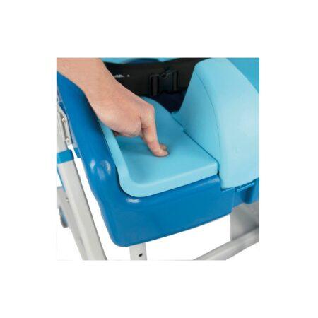 silla de ba o basculante sanichair 1