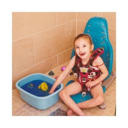 silla de ducha infantil portatil splashy
