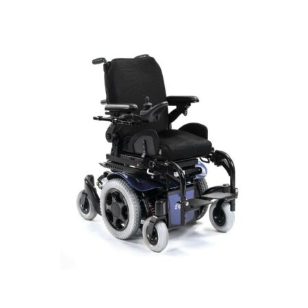 silla de ruedas electrica compacta zippie salsa m mini