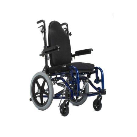 silla de ruedas infantil basculante zippie ts plegable 1