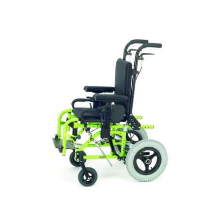 silla de ruedas infantil basculante zippie ts plegable 2