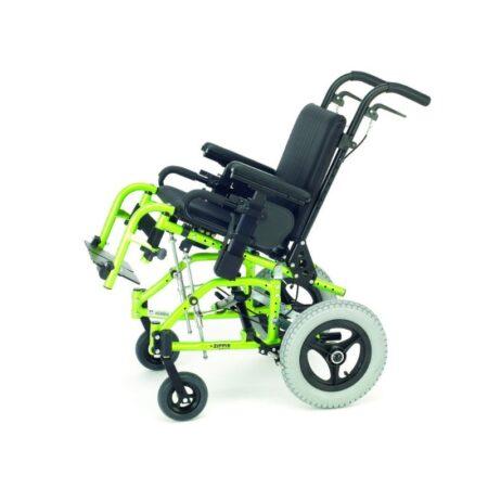 silla de ruedas infantil basculante zippie ts plegable