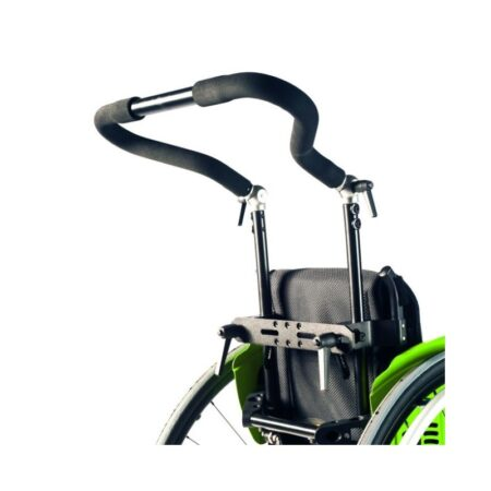 silla de ruedas infantil de aluminio autopropulsable de estructura rigida quickie simba 7