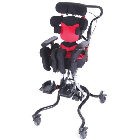 zippie pluton silla de ruedas multiposicionadora pediatrica