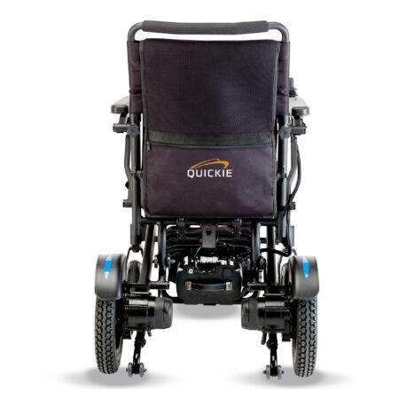 caracteristicas silla ruedas electrica q50r