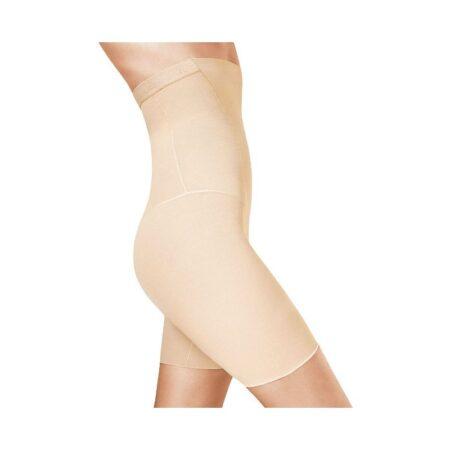 faja pantalon voe slim de segunda fase por encima de rodillas y abdomen