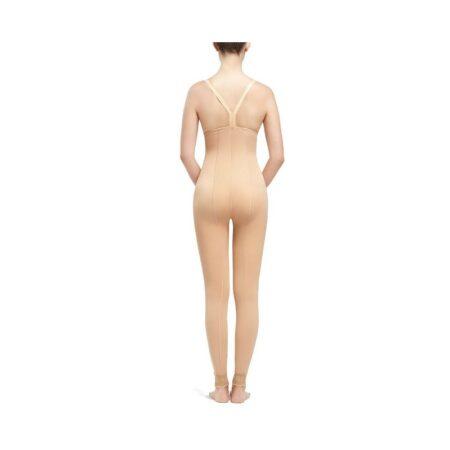 faja voe post liposuccion desde tobillos y abdomen con corchetes 1