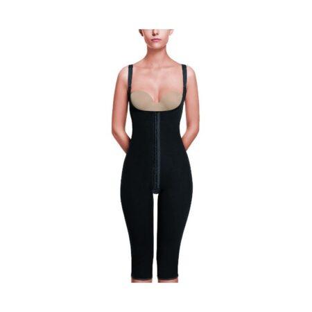 faja voe post liposuccion para transferencia de grasa a gluteos con prolongacion de abdominal y de espalda por debajo de rodilla 2