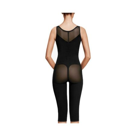 faja voe post liposuccion para transferencia de grasa a gluteos con prolongacion de abdominal y de espalda por debajo de rodilla