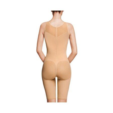 faja voe post liposuccion para transferencia de grasa a gluteos con prolongacion de abdominal y de espalda por encima de rodilla
