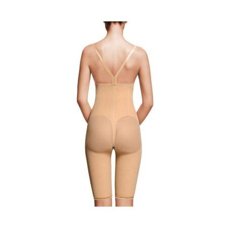 faja voe post liposuccion para transferencia de grasa a gluteos con prolongacion de abdominales por encima de rodilla